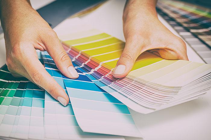 Variedad de colores - Candea Industrias Plásticas S.A.